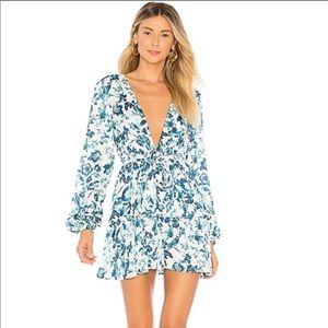 Majorelle Berkshire mini dress